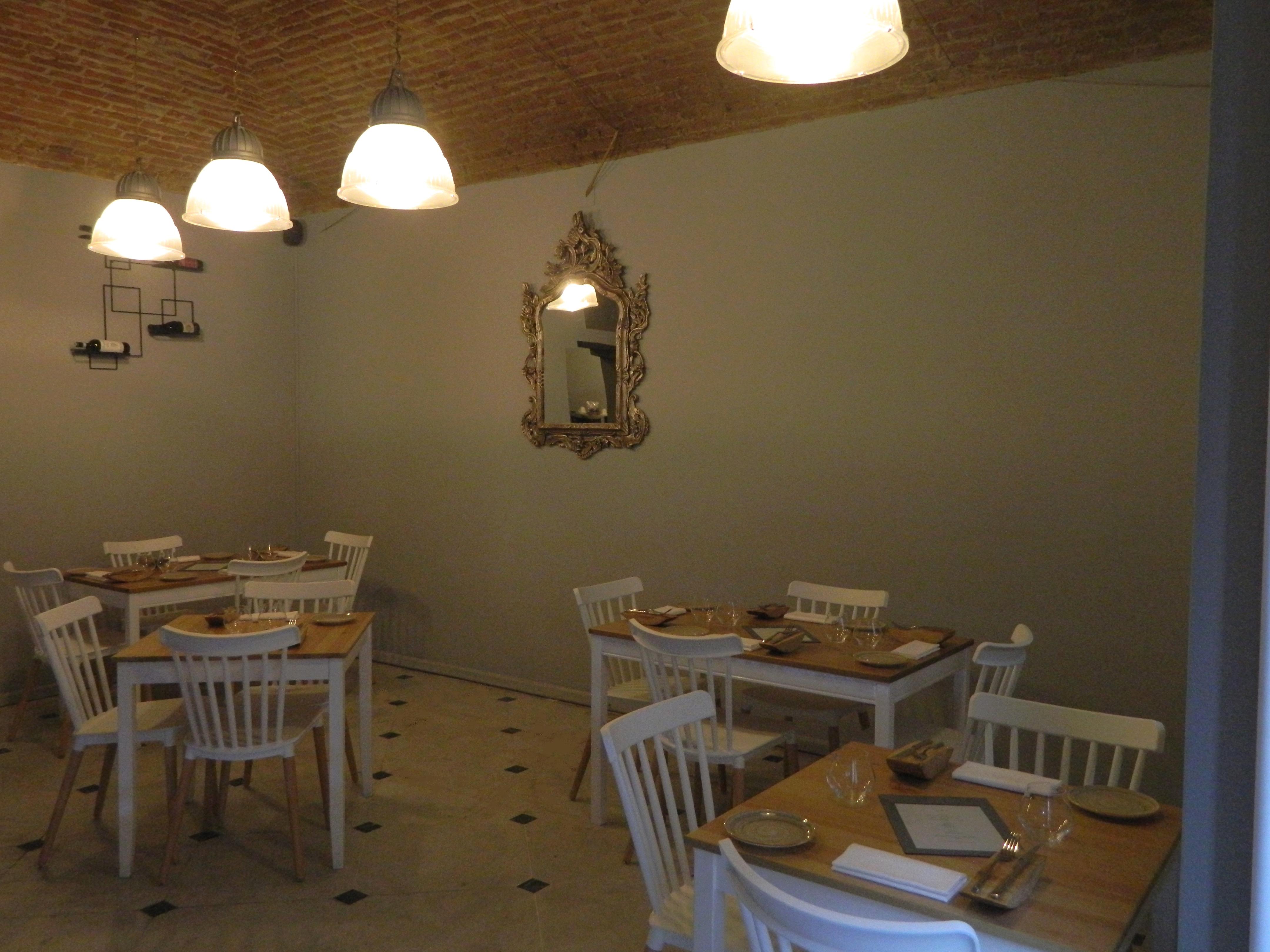 Ristorante Casa Amélie. Cucina gourmet nel Quadrilatero ...